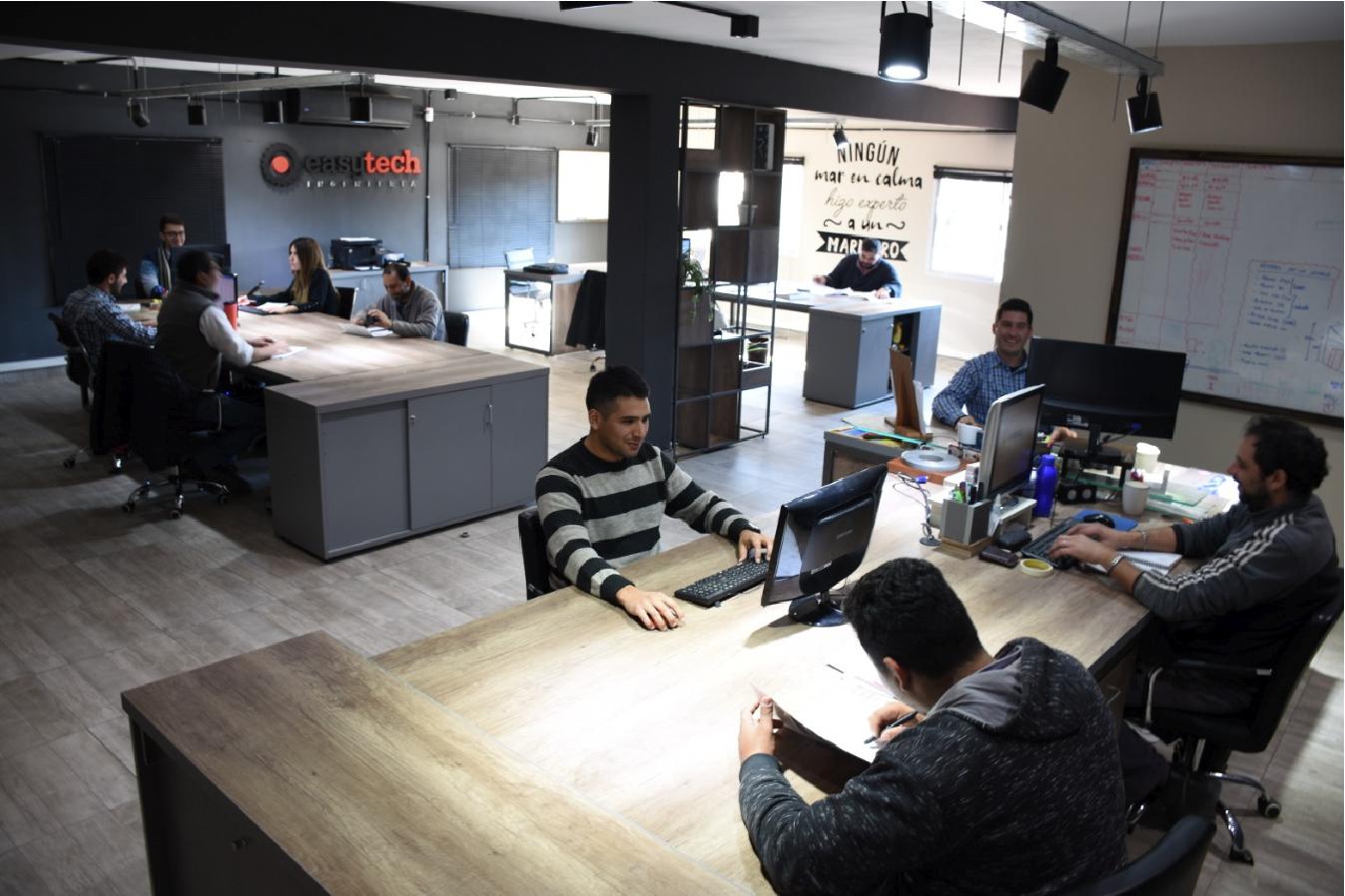 Oficinas de EasyTech, Tucumán